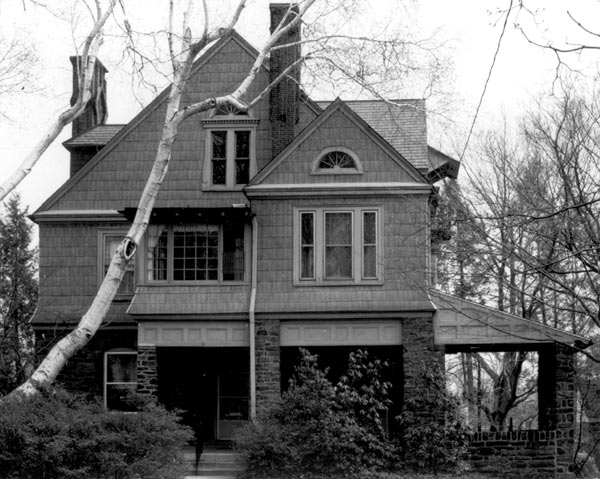Vauclain/Barrie house