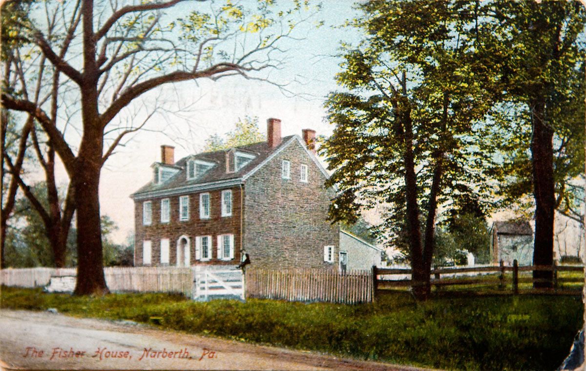 Price house, ca. 1910