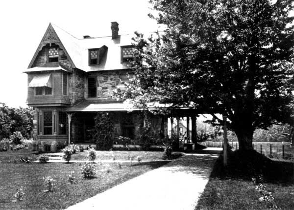 E. M. Richards house