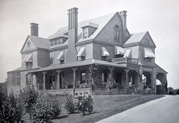 T. B. Belfield house